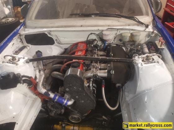 Volvo 3.2L evo engine
