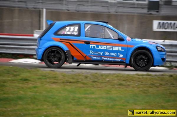 OPEL CORSA KIT CAR - Race ready 2021!
