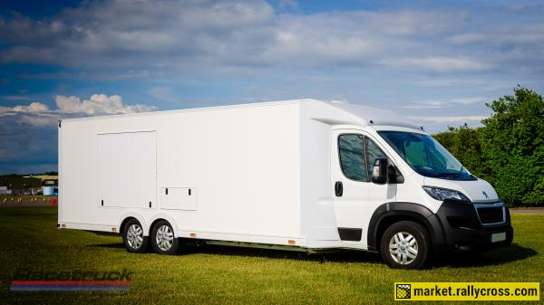 Signature Series Racetruck – Shell Only Build