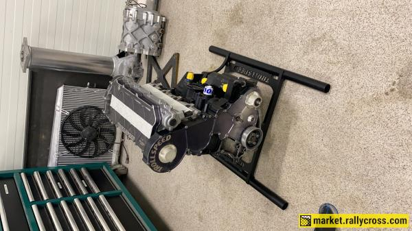 VW Trollspeed Engine