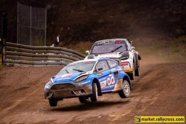 Ford fiesta omse 021 supercar   2016 ex JC race teknik.