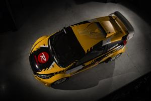 #YellowSquad RX2 car - NEW PRICE