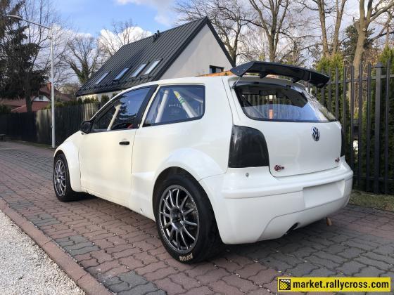 VW POLO S1600 LEHMANN ENGINE