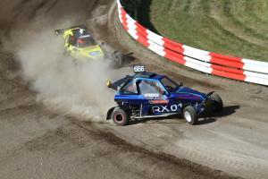 Cross kart GSX-R 750cc
