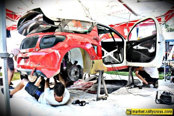 Citroen DS3 Supercar