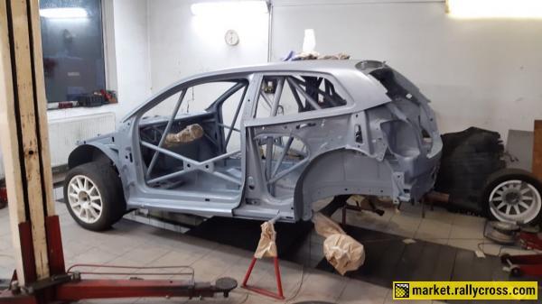 VW Polo S1600