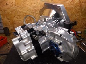 NEW - 6 speed sequential gearbox