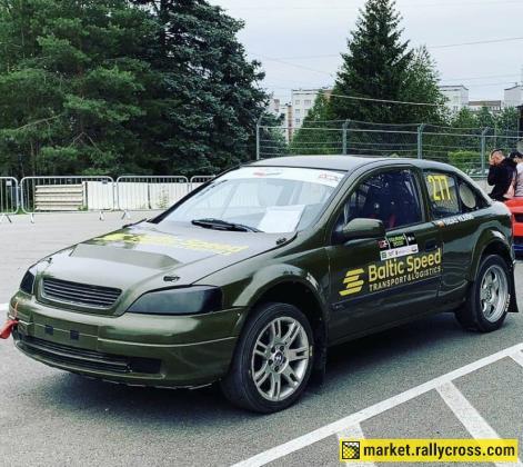 OPEL Astra Rallycross Touringcar RWD