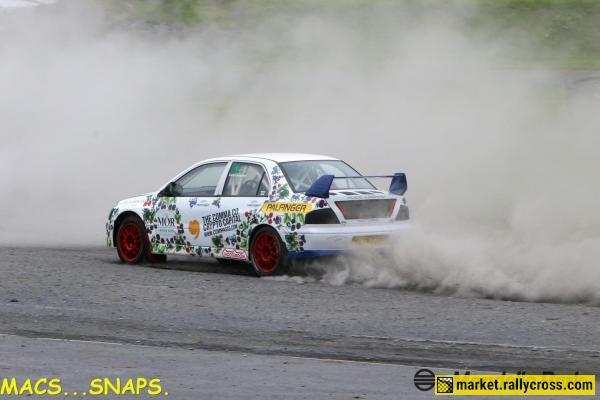 Mitsubishi evolution rx supercar