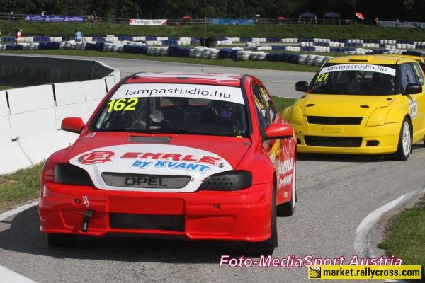 Opel Astra G Kit Car / S1600 Body Kit