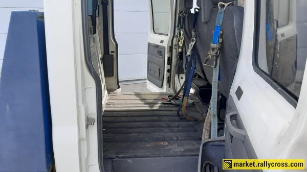 FORD TRANSIT 125 T350 TAKELWAGEN DUBBEL CABINE