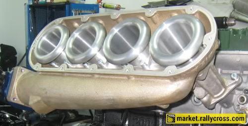 Intake manifold magnesium