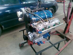 Engine Callaghan VW 2.0L 16V Turbo
